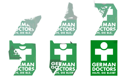 German Doctors Logoanimation